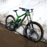 2011 Transition TR450 Green
