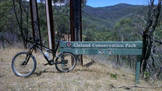 Mountain Biking in Cleland Conservation Park