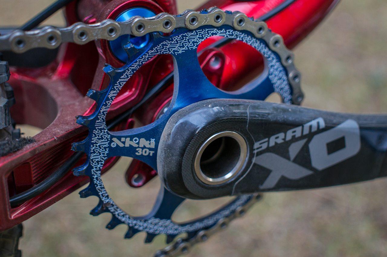 Xkm Chainring 1x Drivetrain Components Ride More Bikes