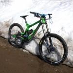 2011 Transition TR450 Green