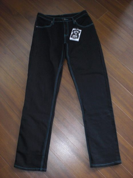 Demon Dirt Black Plague Jeans