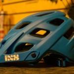 iXS Sports Enduro Helmet Blue
