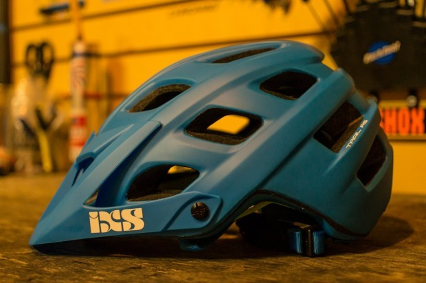 iXS Sports Enduro Helmet Blue