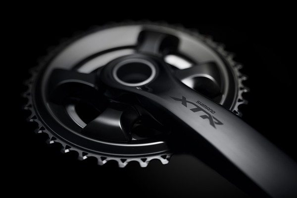 Shimano XTR M9000 1x crankset