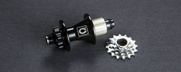 Canfield Brothers 9T Microdrive Hub for 1x MTB Drivetrains