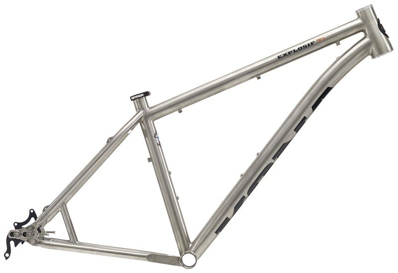 The Lowdown On Single Speed Mountain Bike Frames Ride
