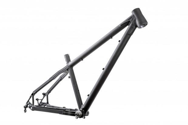 Nicolai Argon-AM All Mountain Single Speed MTB Frame