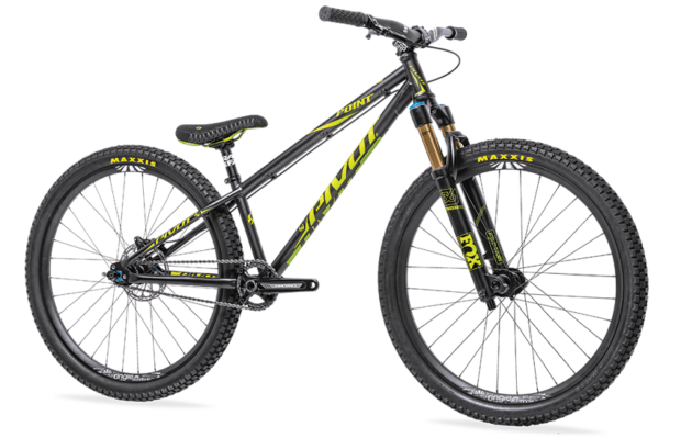 Pivot Point Single Speed Dirt Jump/Pump Track Bike