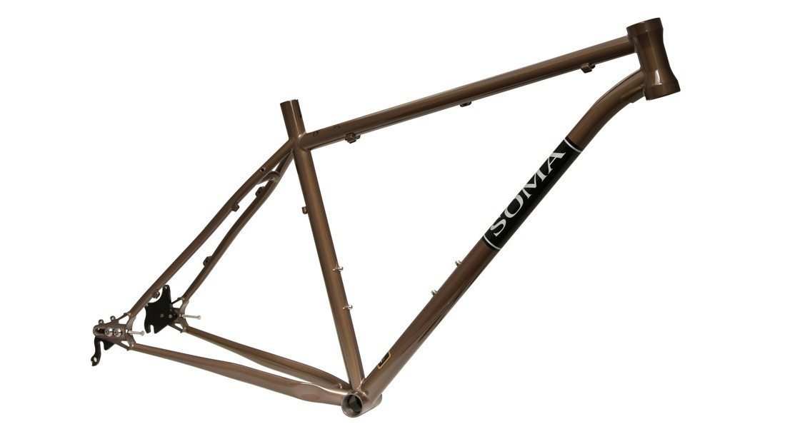 soma fab juice 29er single speed mtb frame
