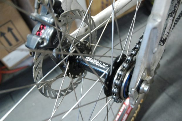 Surly Threaded Disc Single Speed Hub